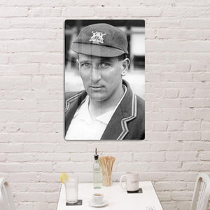 Harold Larwood, cricketer HD Metal Print - Canvas Art Rocks - 3