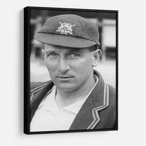Harold Larwood, cricketer HD Metal Print - Canvas Art Rocks - 6