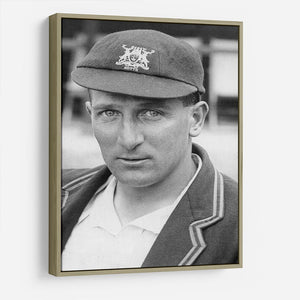 Harold Larwood, cricketer HD Metal Print - Canvas Art Rocks - 8