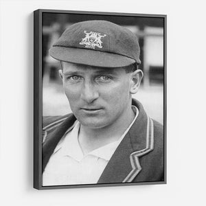 Harold Larwood, cricketer HD Metal Print - Canvas Art Rocks - 9