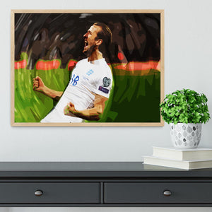 Harry Kane England Framed Print - Canvas Art Rocks - 4