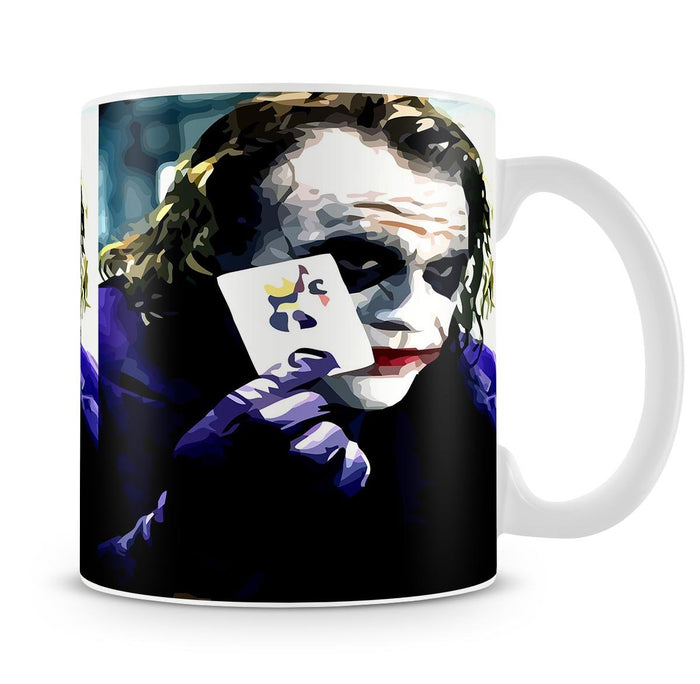 Heath Ledger The Joker Mug