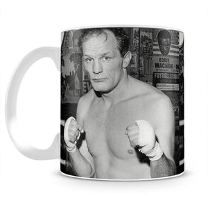 Henry Cooper boxer Mug - Canvas Art Rocks - 2
