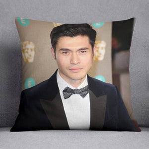Henry Golding Cushion