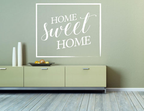 Home Sweet Home Wall Sticker - They'll Love It - 1