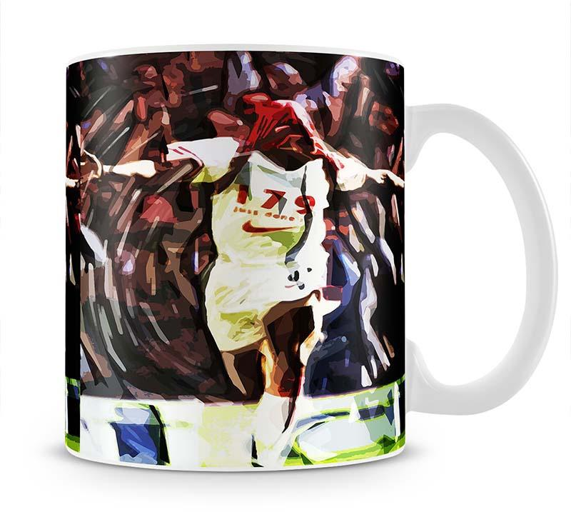 Ian Wright Just Done It Mug - Canvas Art Rocks - 1