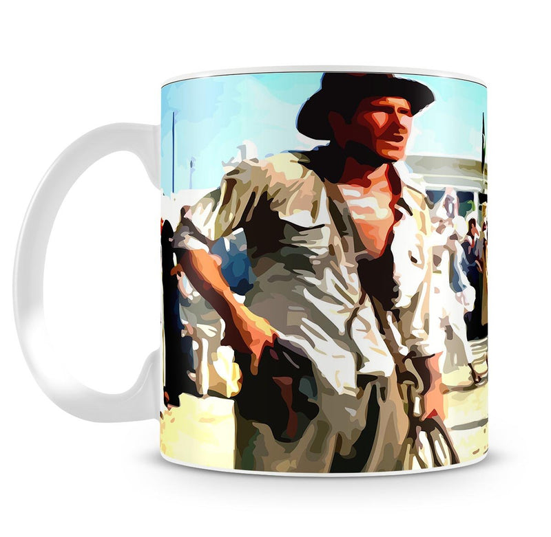 Indiana Jones Mug - Canvas Art Rocks - 4