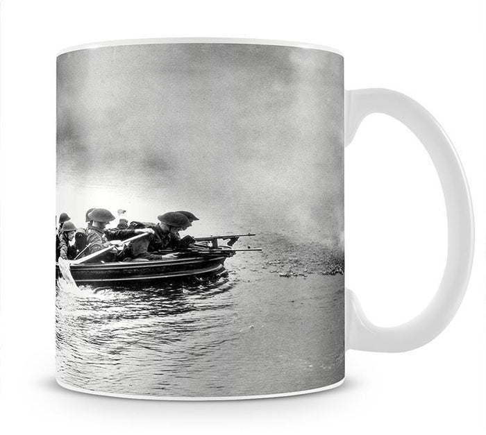 Infantry brigade assault boat drill Mug