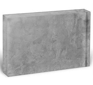 It is Cement Acrylic Block - Canvas Art Rocks - 1