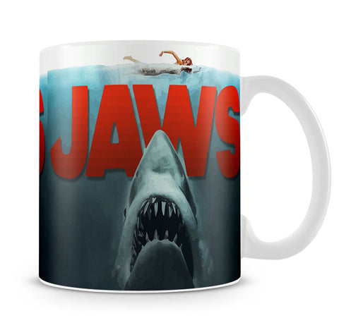 Jaws Mug - Canvas Art Rocks