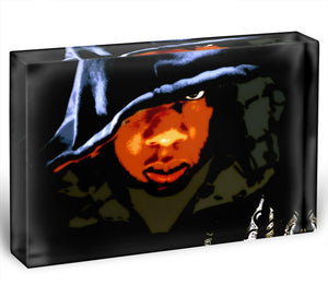Jay Z Acrylic Block - Canvas Art Rocks - 1