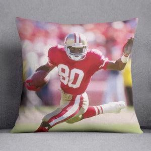 Jerry Rice San Francisco Cushion