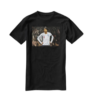 Jesse Lingard England T-Shirt - Canvas Art Rocks - 1