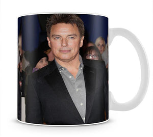 John Barrowman Mug - Canvas Art Rocks - 1