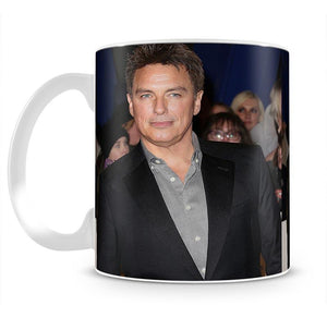 John Barrowman Mug - Canvas Art Rocks - 2