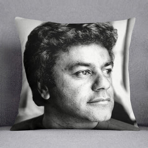 Johnny Mathis Cushion