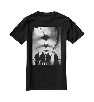 Joy Division Subway T-Shirt - Canvas Art Rocks - 1