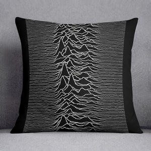 Joy Division Unknown Pleasures Cushion