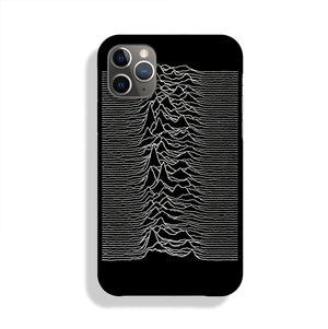 Joy Division Unknown Pleasures Phone Case iPhone 11 Pro Max