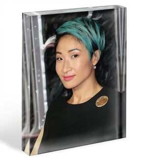 Kae Alexander Acrylic Block - Canvas Art Rocks - 1