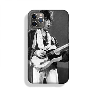 Keith Richards at Earls Court Phone Case iPhone 11 Pro Max
