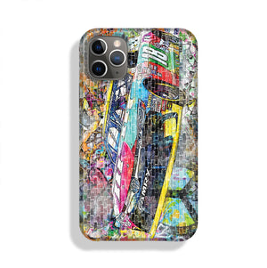 Kyle Busch Nascar Camry Phone Case iPhone 11 Pro Max