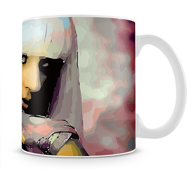 Lady Gaga Mug - Canvas Art Rocks - 1