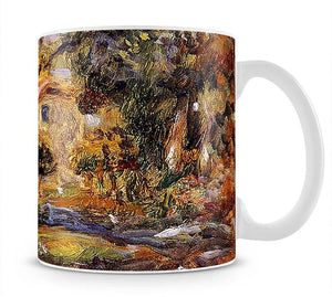 Landscape1 by Renoir Mug - Canvas Art Rocks - 1