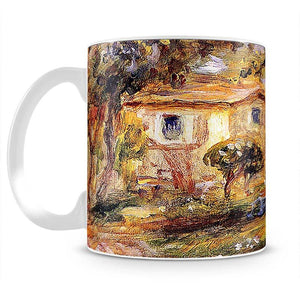 Landscape1 by Renoir Mug - Canvas Art Rocks - 2