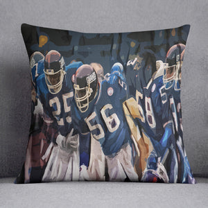 Lawrence Taylor New York Giants Cushion