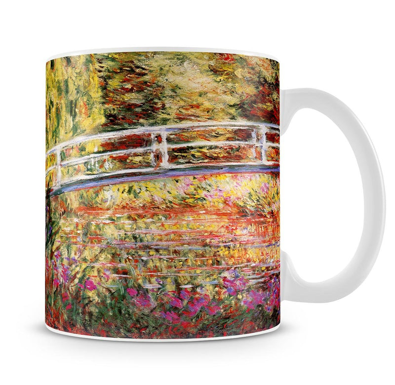 Le Bassin aux Nympheas by Monet Mug - Canvas Art Rocks - 4