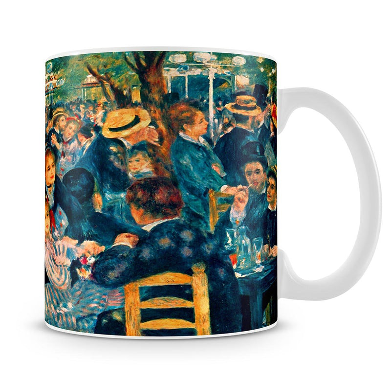 Le Moulin de la Galette Mug - Canvas Art Rocks - 4