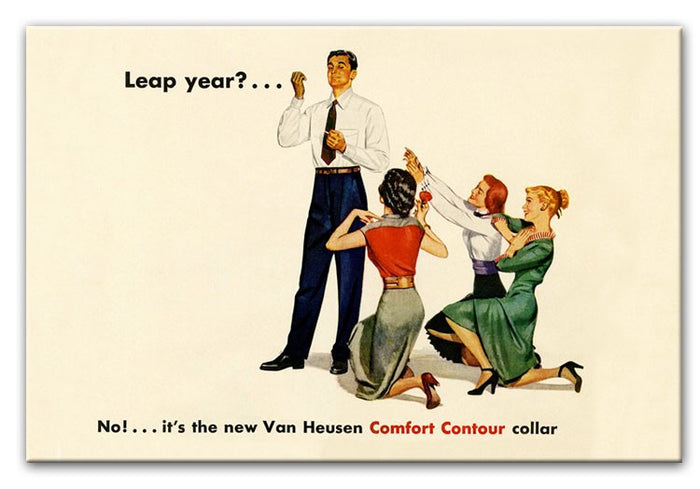 Leap Year Canvas Print or Poster