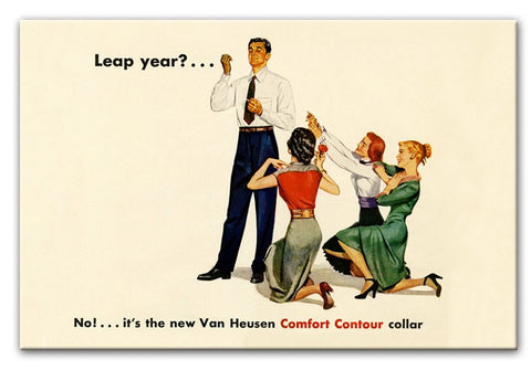 Leap Year Print - They'll Love Wall Art - 1