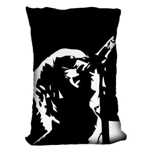 Liam Gallagher Oasis Cushion