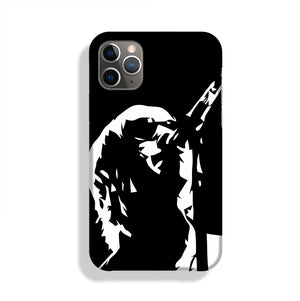 Liam Gallagher Oasis Phone Case iPhone 11 Pro Max