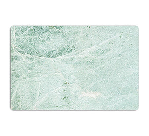 Light Green Cracked Marble HD Metal Print - Canvas Art Rocks - 1