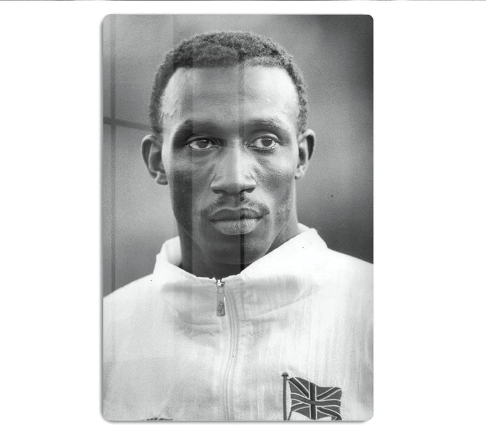 Linford Christie 1991 HD Metal Print