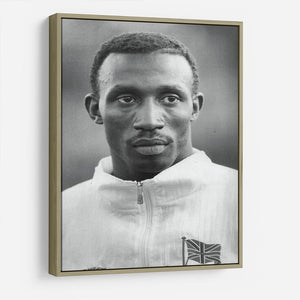Linford Christie 1991 HD Metal Print - Canvas Art Rocks - 8