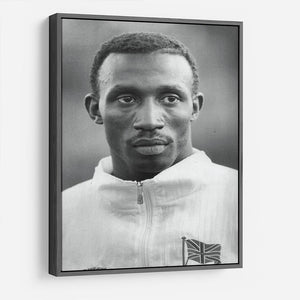 Linford Christie 1991 HD Metal Print - Canvas Art Rocks - 9