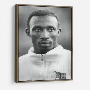 Linford Christie 1991 HD Metal Print - Canvas Art Rocks - 10