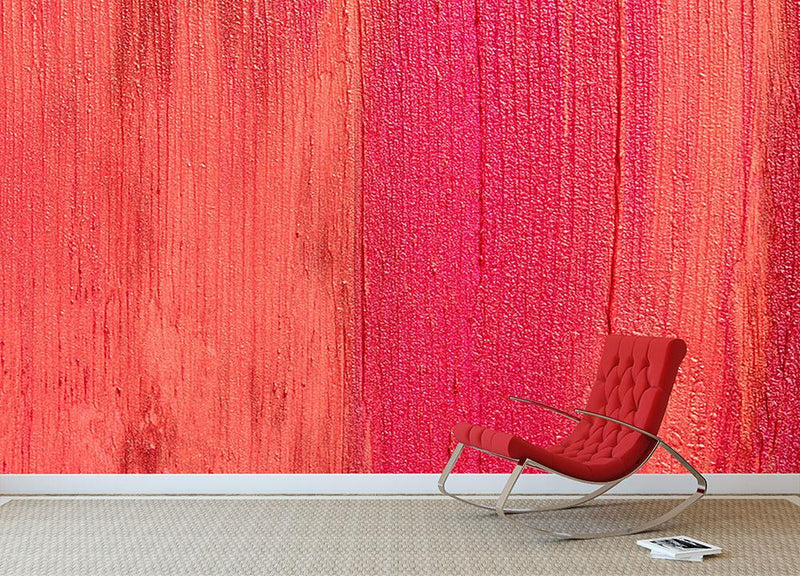 Lipstick texture Wall Mural Wallpaper - Canvas Art Rocks - 1