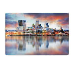 London skyline HD Metal Print