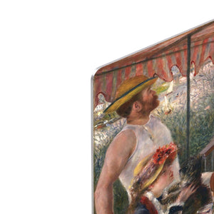 Luncheon of the Boating Party by Renoir HD Metal Print