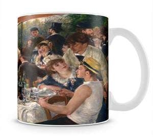 Luncheon of the Boating Party by Renoir Mug - Canvas Art Rocks - 1