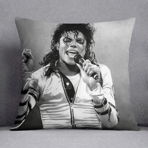 Michael Jackson Live Cushion