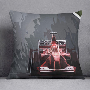 Michael Schumacher Formula 1 Cushion
