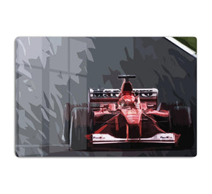 Michael Schumacher Formula 1 HD Metal Print