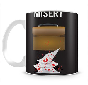 Misery Im Your Number One Fan Minimal Movie Mug - Canvas Art Rocks - 2