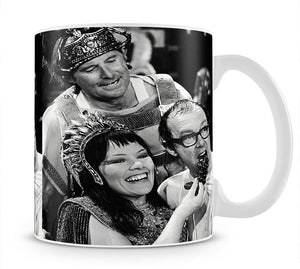 Morecambe and Wise with Glenda Jackson Mug - Canvas Art Rocks - 1